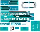 1988 Haro Freestyler MASTER decal kit TURQUOISE / MINT