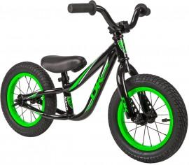 DK Nano Balance Bike BLACK / GREEN