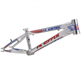 "SE Racing 2017 PK Ripper Super Elite XL frame POLISHED (21"" TT)"
