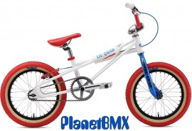 "SE Racing 2018 Lil Quad 16"" bike WHITE"