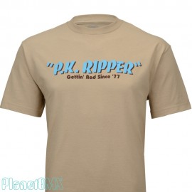"SE Racing PK Ripper ""GETTING RAD"" T-Shirt TAN"