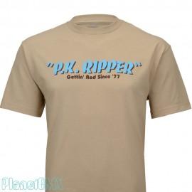 "SE Racing PK Ripper ""GETTING RAD"" T-Shirt TAN"