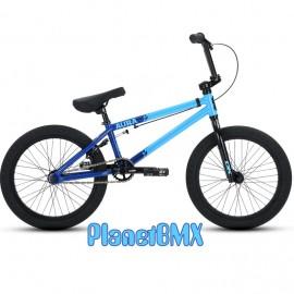 "DK 2019 Aura 18"" bike BLUE / DARK BLUE"
