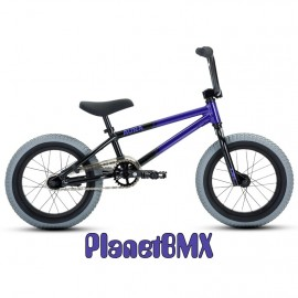 "DK 2019 Aura 14"" bike PURPLE / BLACK FADE"