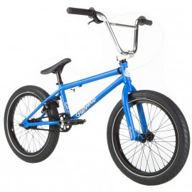 "Fit 2019 Eighteen 18"" bike MATTE BLUE"