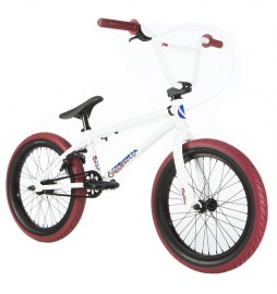 "Fit 2019 Eighteen 18"" bike PEARL WHITE"