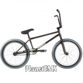 "Fit 2019 Long bike TRANS BLACK (20.75"" TT)"