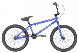 "Haro 2019 Shredder Pro bike (20.3"" TT) METALLIC BLUE"