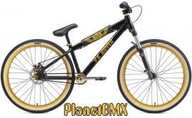"2019 SE Racing 26"" DJ Ripper bike BLACK"