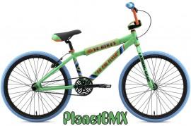 2020 SE Racing SoCal Flyer bike GREEN / BLUE
