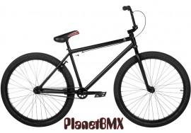 "Subrosa 2019 Salvador 26"" bike SATIN BLACK on BLACK (22"" TT)"