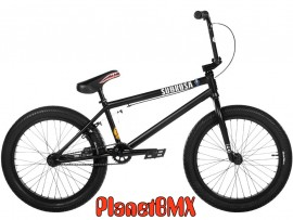"Subrosa 2019 Salvador FC Freecoaster bike SATIN BLACK (20.5"" TT)"