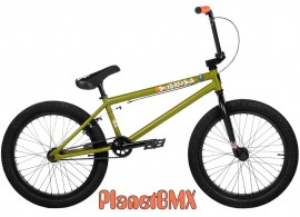 "Subrosa 2019 Sono bike SATIN ARMY GREEN (21"" TT)"