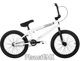 "Subrosa 2019 Tiro 18"" bike SATIN WHITE"