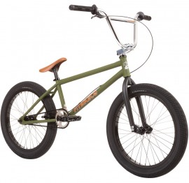 "Fit 2020 TRL XL bike ARMY GREEN (21.25"" TT)"