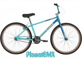 "2021 Haro Master DMC 24"" Bike (22.5"" TT) TEAL / TURQUOISE"