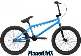 "Haro 2020 Downtown 20"" bike VIVID BLUE (20.5""TT)"
