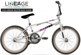 "2020 Haro 20"" Lineage Master Bashguard Freestyler Bike (21"" TT) ZOLATONE- PRE ORDER DEPOSIT"