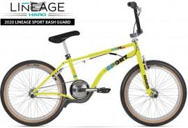 "2020 Haro 20"" Lineage Sport Bashguard Freestyler Bike (20.5"" TT) NEON GREEN- PRE ORDER DEPOSIT"