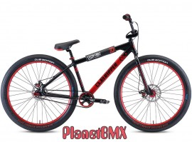 "2020 SE Racing Dub Edition 29""+ Monster Ripper bike BLACK / RED"