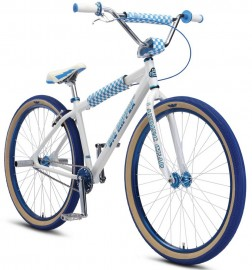 "2020 SE Racing Big Ripper 29"" bike ARCTIC WHITE"