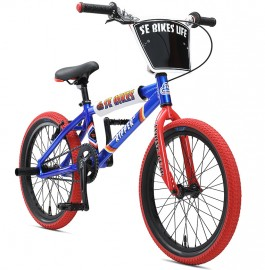 "SE Racing 2020 Ripper bike BLUE (20"" TT)"