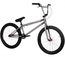"Subrosa 2020 Malum 22"" bike MATTE TRANS RAW (21.5"" TT)"