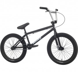 "Sunday 2020 Blueprint bike 20"" MATTE BLACK (20.5"" TT)"
