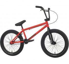 """Sunday 2020 Blueprint bike 20"""" MATTE RED (20"""" TT)"""