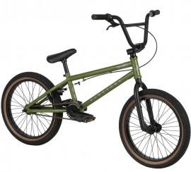 """Haro 2021 Downtown 18"""" bike MATTE ARMY GREEN"""