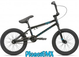 "Haro 2021 Downtown 16"" bike BLACK"