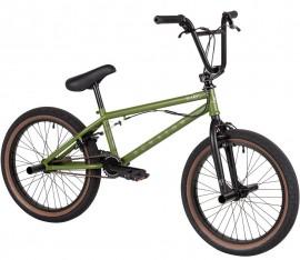"Haro 2021 Downtown DLX 20"" bike ARMY GREEN (20.5""TT)"