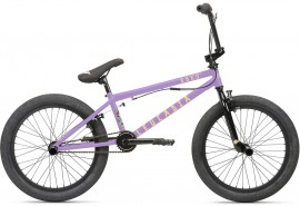 "Haro 2021 Leucadia DLX 20"" bike MATTE LAVENDER (20.5""TT)"