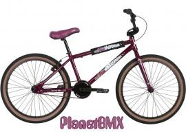 "2021 Haro Slo-Ride 24"" Bike (22.1"" TT) PURPLE"