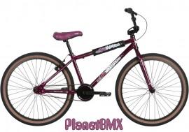 "2021 Haro Slo-Ride 26"" Bike (22.5"" TT) PURPLE"