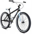 "2021 SE Racing 26"" Blocks Flyer bike BLACK SPARKLE"