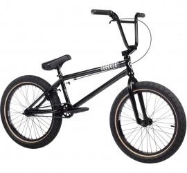 "Subrosa 2021 Tiro 20"" bike BLACK (20.5"" TT)"