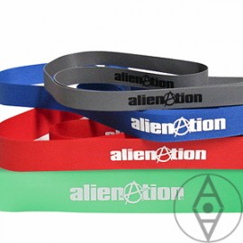 Alienation nylon rim strips