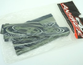 Answer BMX Monocoque Padset IN COLORS (NOS Early 2000's)