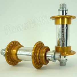 Bassett Sealed BMX hubs IN COLORS