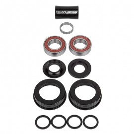 Black Ops 22mm American / Mid Dualie bottom bracket Kit
