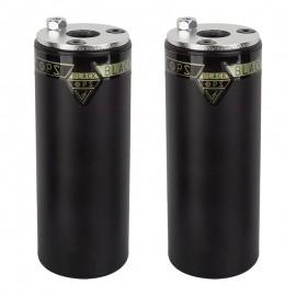 BlackOps Dual Core CrMo / Nylon sleeve Pegs (Pair)