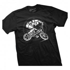 BMX Trooper t-shirt BLACK