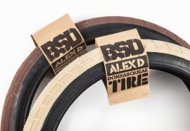 """20"""" BSD Donnasqueak tire IN COLORS / SIZES"""