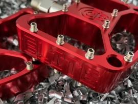 """Bullseye OG Elite platform pedals- 9/16"""" IN COLORS (Fat Gen 2 design)"""