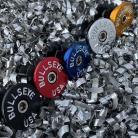 "Bullseye 1-1/8"" top cap & compression bolt IN COLORS"