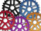 BULLY 28t Chainwheel IN COLORS