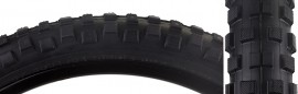 "20"" Cheng Shin Knobby Comp 2 style 1.75 or 2.125 tire BLACK"