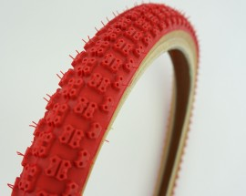 "20"" Cheng Shin Comp III 1.75"" or 2.125"" tire RED"