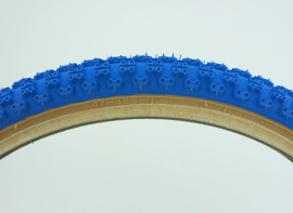 "20"" Cheng Shin Comp III 1.75"" or 2.125"" tire BLUE"